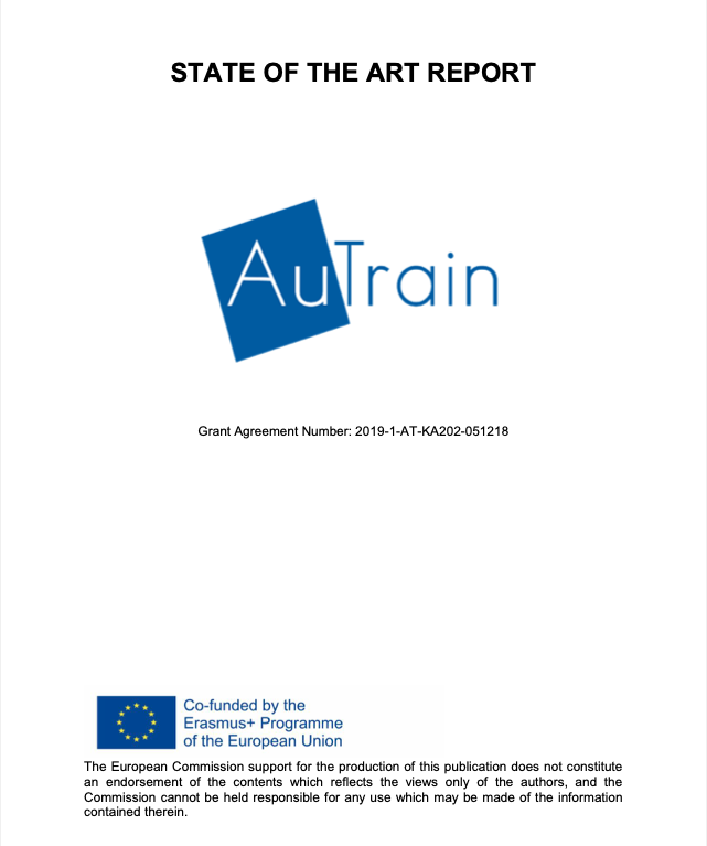 State-of-the-Art-Report